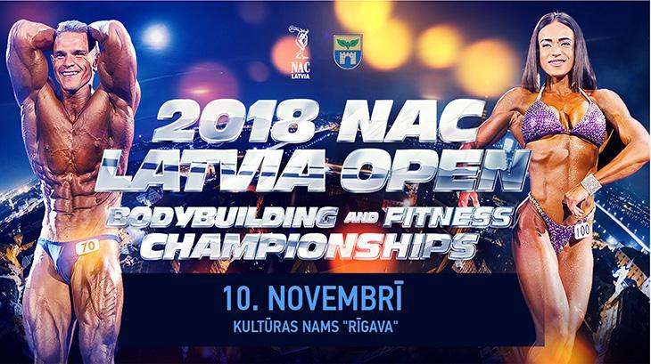 2018 NAC Latvia Championships Salaspils